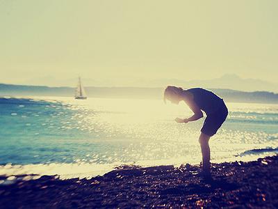 正能量说说 生活,并不因你抱怨而改变