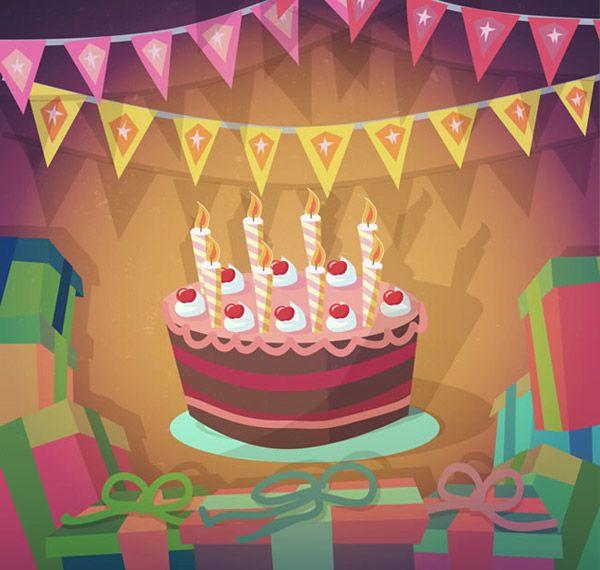 生日快乐配图片发朋友圈 祝自己生日快乐的短句