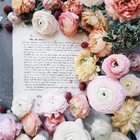 表白情书怎么写写给女生表白 这句话永远不会过期